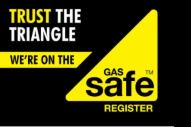 We're on the Gas Safe register