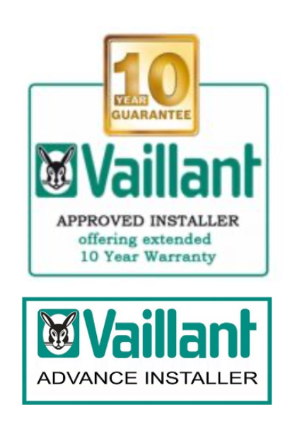 We are Vaillant Boiler Installers
